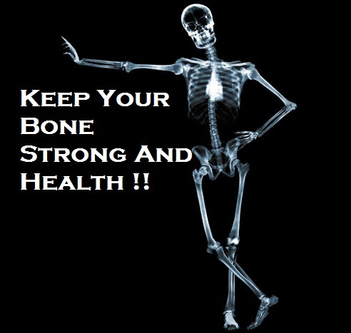 Bone health and strong
