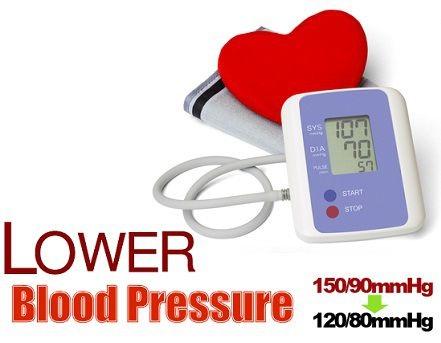 Hypertension treatment naturally
