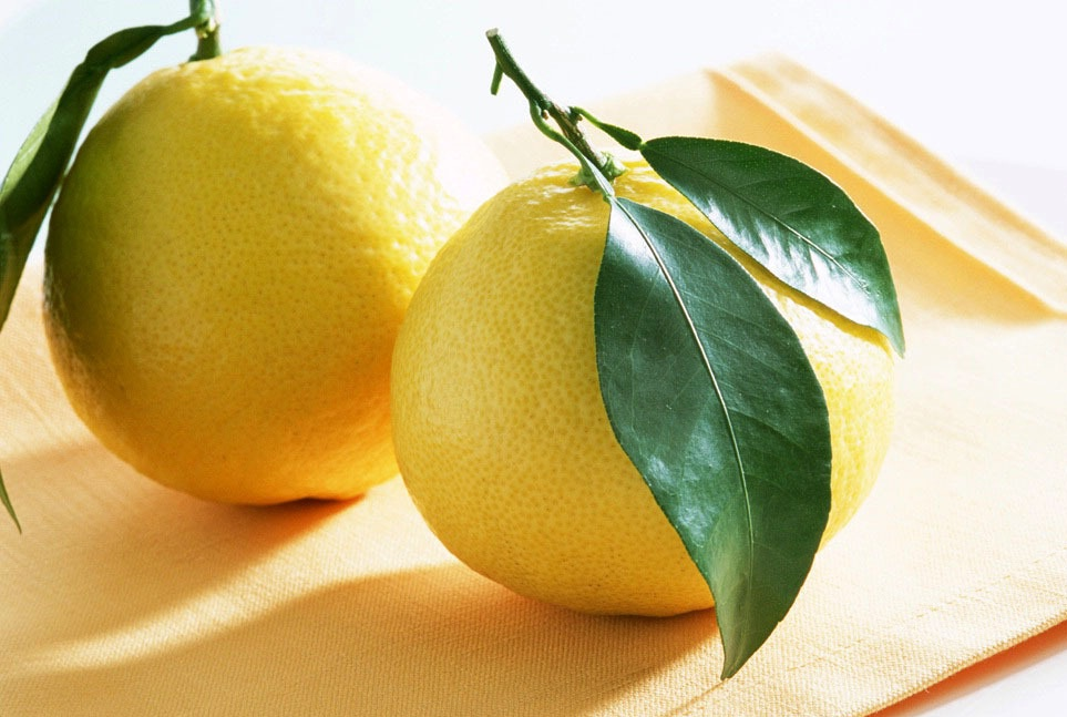 Lemon for health