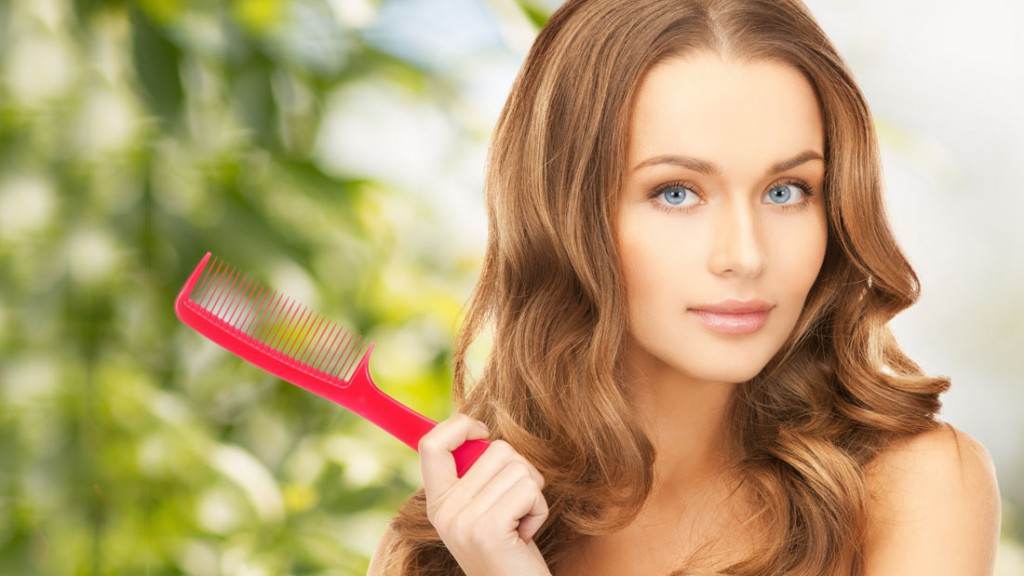 Dandruff hair