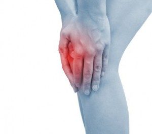 Knocking knee pain